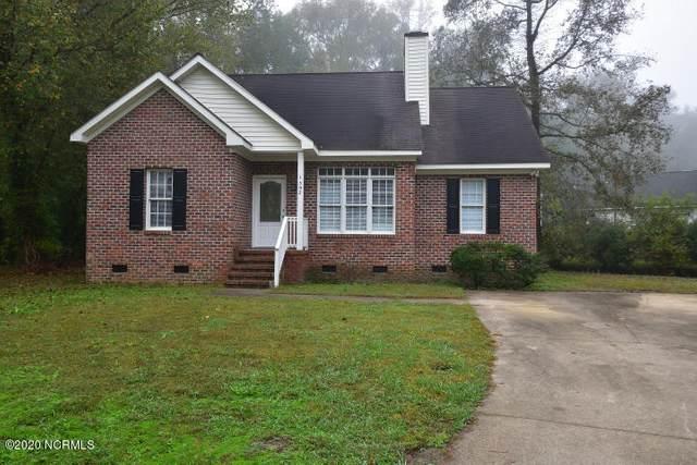 1592 Overton Drive, Rocky Mount, NC 27804 (MLS #100243070) :: Barefoot-Chandler & Associates LLC