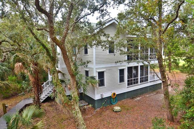 41 Dowitcher Trail, Bald Head Island, NC 28461 (MLS #100243091) :: Thirty 4 North Properties Group