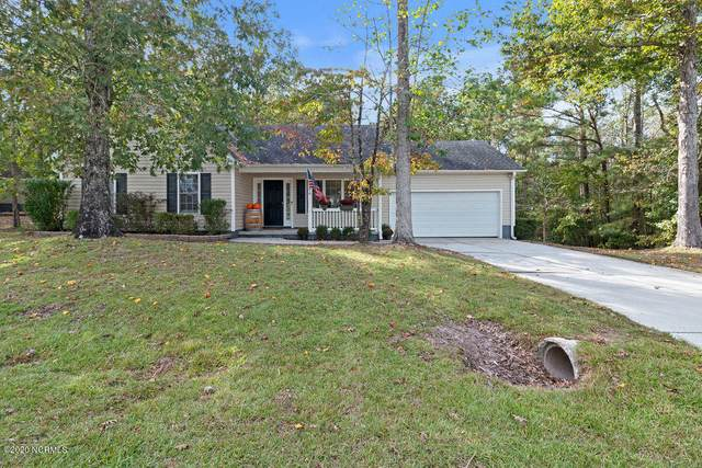 126 Live Oak Drive, Jacksonville, NC 28540 (MLS #100243095) :: Great Moves Realty