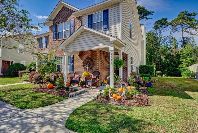 4231 Winding Branches Drive, Wilmington, NC 28412 (MLS #100243109) :: The Cheek Team