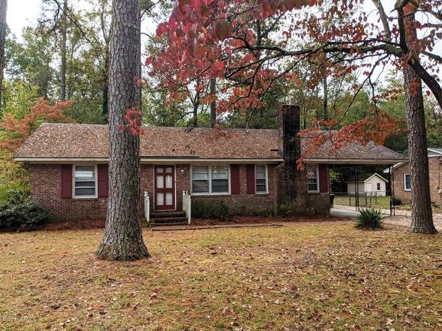 1407 Dogwood Lane NW, Wilson, NC 27896 (MLS #100243127) :: Berkshire Hathaway HomeServices Hometown, REALTORS®