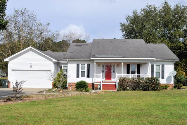 6303 Howard Loop, Stantonsburg, NC 27883 (MLS #100243137) :: Berkshire Hathaway HomeServices Hometown, REALTORS®