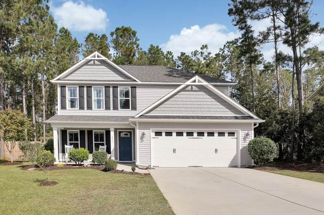 611 Majestic Oaks Drive, Hampstead, NC 28443 (MLS #100243169) :: Barefoot-Chandler & Associates LLC