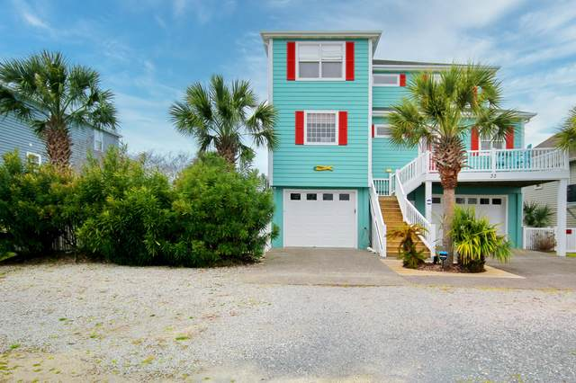 33 Wilmington Street, Ocean Isle Beach, NC 28469 (MLS #100243171) :: Barefoot-Chandler & Associates LLC