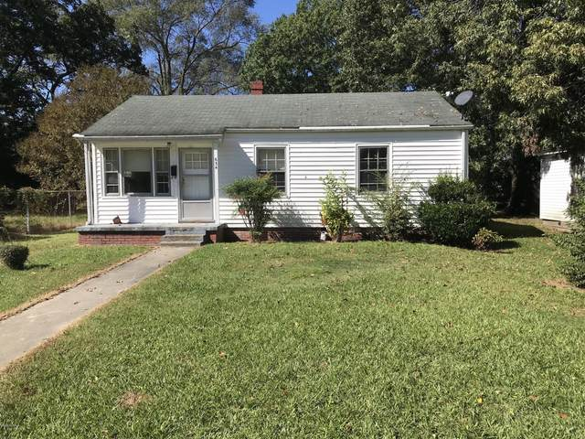 634 Park Avenue, Rocky Mount, NC 27801 (MLS #100243208) :: Thirty 4 North Properties Group