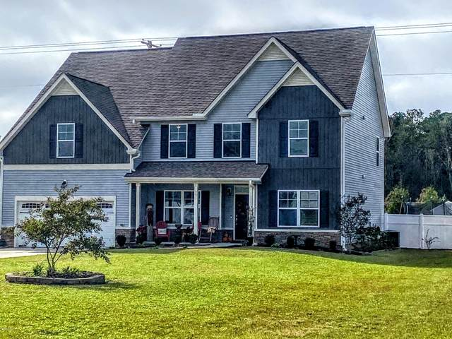 221 Echo Ridge Road, Swansboro, NC 28584 (MLS #100243216) :: Donna & Team New Bern