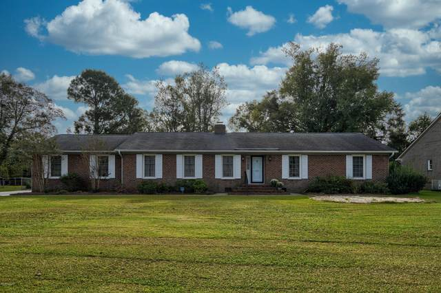 317 Stonewall Jackson Drive, Wilmington, NC 28412 (MLS #100243234) :: Castro Real Estate Team