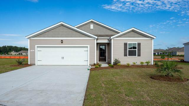 1781 W Crested Hawk Court NE Lot D11, Bolivia, NC 28422 (MLS #100243236) :: Courtney Carter Homes