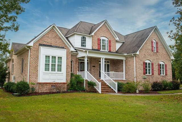 117 Arbon Lane, New Bern, NC 28562 (MLS #100243246) :: Frost Real Estate Team
