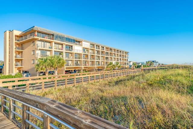 222 Carolina Beach Avenue N #312, Carolina Beach, NC 28428 (MLS #100243247) :: Vance Young and Associates