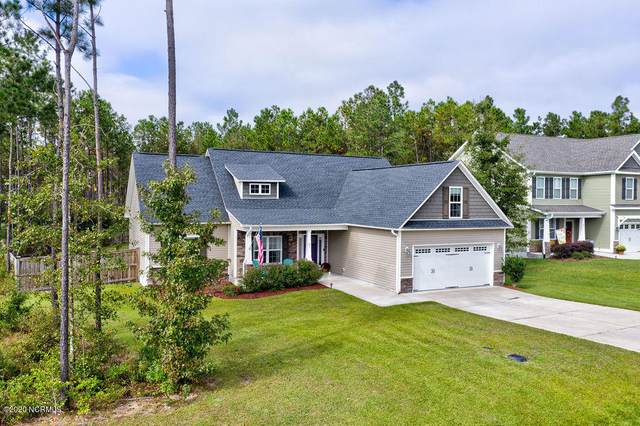 41 Pap's Point, Rocky Point, NC 28457 (MLS #100243251) :: Courtney Carter Homes