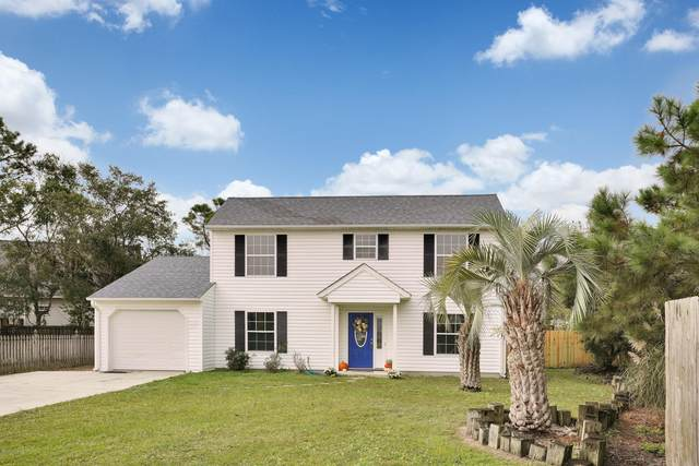 911 Colonial Circle, Carolina Beach, NC 28428 (MLS #100243255) :: Carolina Elite Properties LHR