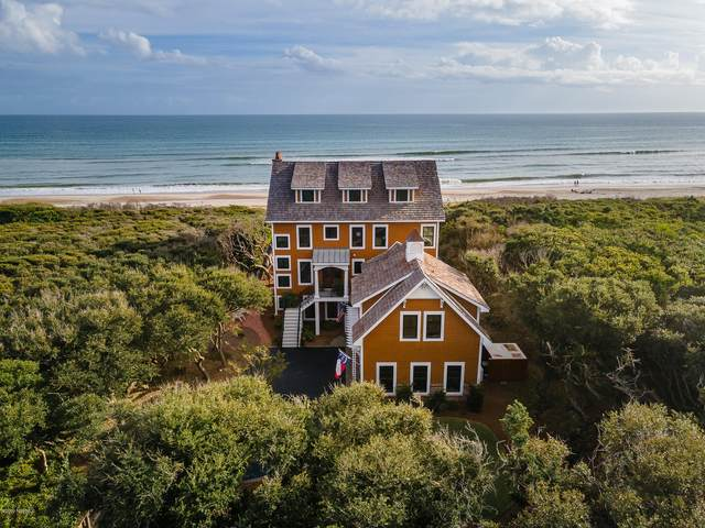 113 Sea Isle Drive, Indian Beach, NC 28512 (MLS #100243265) :: Lynda Haraway Group Real Estate