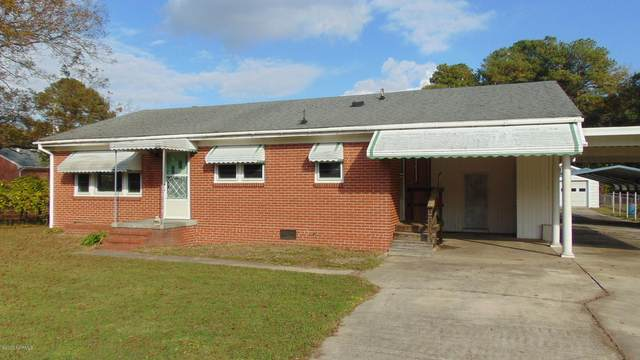 2509 Gwen Street, Rocky Mount, NC 27803 (MLS #100243274) :: Castro Real Estate Team