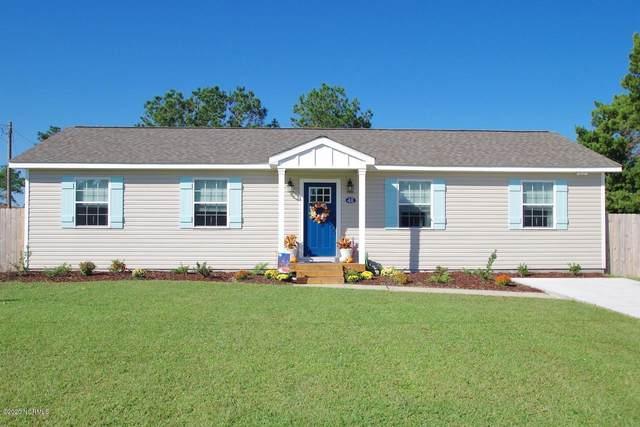 48 Riegel Drive, Hubert, NC 28539 (MLS #100243293) :: Frost Real Estate Team