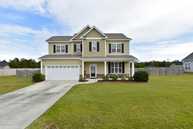 203 Mango Place S, Hubert, NC 28539 (MLS #100243300) :: Frost Real Estate Team