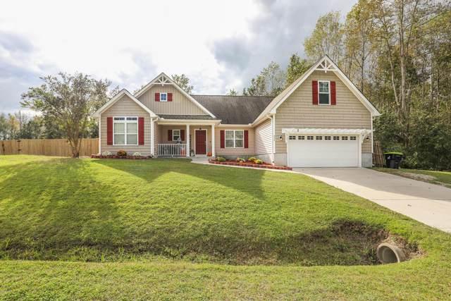 235 Blue Creek Farms Drive, Jacksonville, NC 28540 (MLS #100243318) :: Berkshire Hathaway HomeServices Hometown, REALTORS®