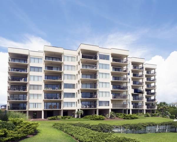 8801 Reed Drive 316 W, Emerald Isle, NC 28594 (MLS #100243329) :: Berkshire Hathaway HomeServices Hometown, REALTORS®