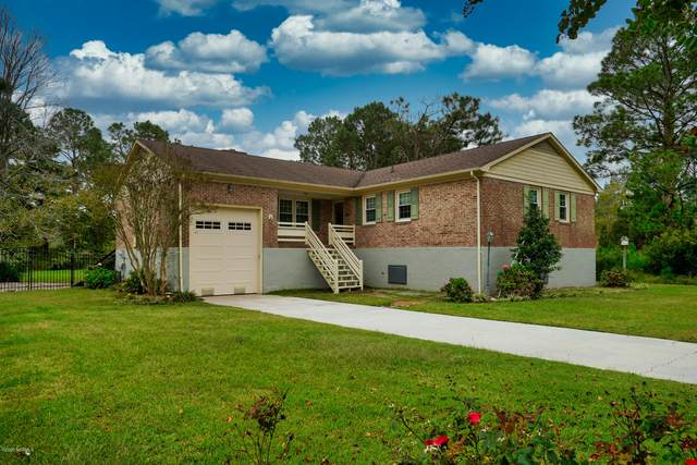 109 Pleasant Drive, Beaufort, NC 28516 (MLS #100243365) :: CENTURY 21 Sweyer & Associates
