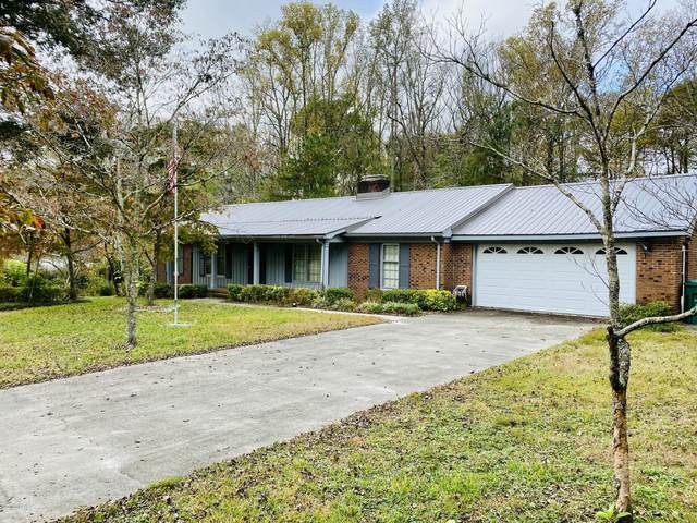 1290 Oakview Drive, Williamston, NC 27892 (MLS #100243375) :: CENTURY 21 Sweyer & Associates