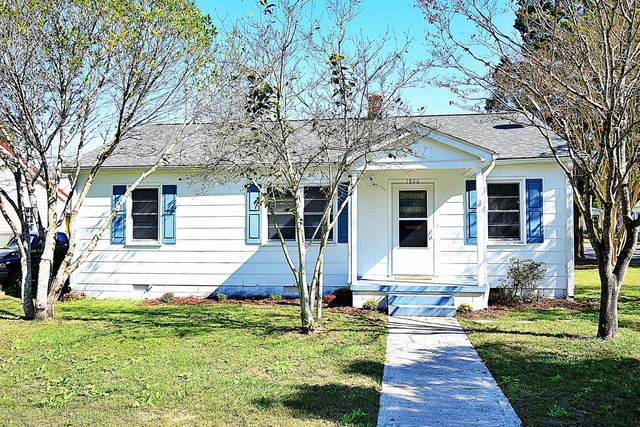 1800 Durham Street, New Bern, NC 28560 (MLS #100243376) :: Frost Real Estate Team