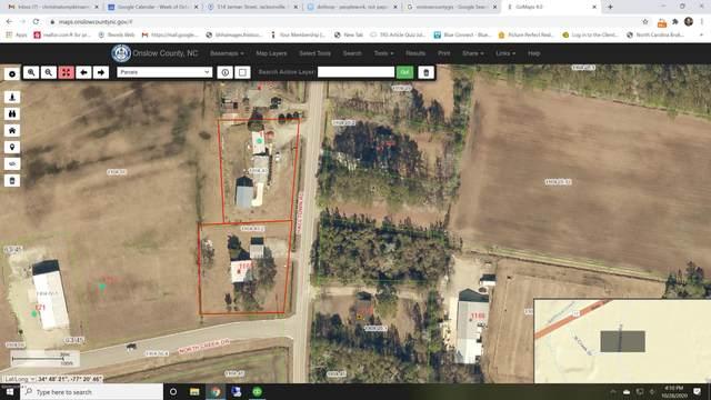 1156 Halltown Road, Jacksonville, NC 28546 (MLS #100243379) :: Lynda Haraway Group Real Estate