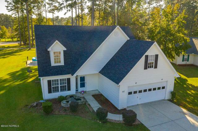 107 Christianna Court, Havelock, NC 28532 (MLS #100243398) :: Berkshire Hathaway HomeServices Prime Properties