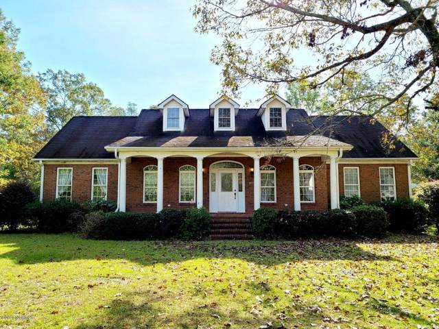 539 Rourks Landing Road SE, Bolivia, NC 28422 (MLS #100243412) :: Stancill Realty Group