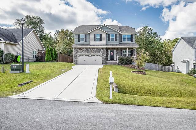 502 Pepperwood Lane, Hubert, NC 28539 (MLS #100243415) :: Donna & Team New Bern