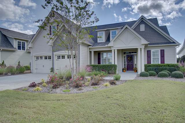 3207 Seagrass Court, Southport, NC 28461 (MLS #100243420) :: Liz Freeman Team