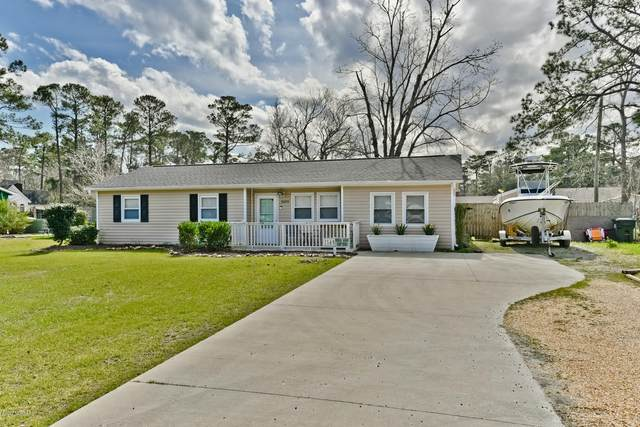 3509 Middle Sound Loop Road, Wilmington, NC 28411 (MLS #100243421) :: Stancill Realty Group