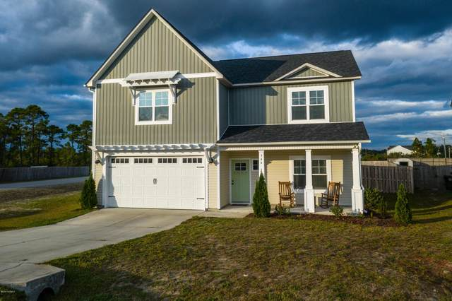 346 Inverness Drive, Hubert, NC 28539 (MLS #100243426) :: Frost Real Estate Team