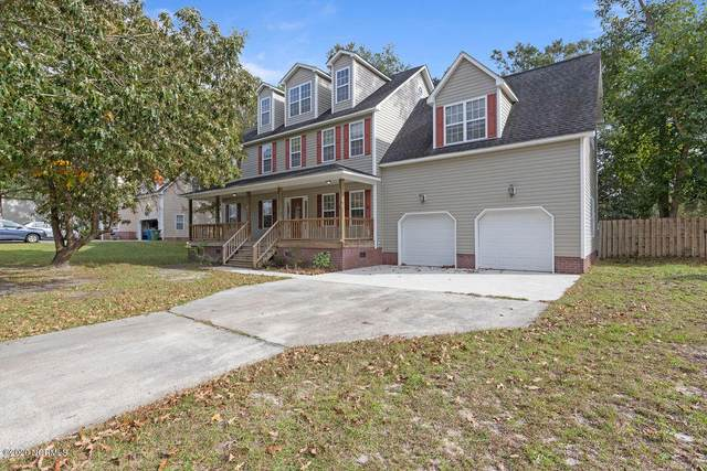 122 Shellbank Drive, Sneads Ferry, NC 28460 (MLS #100243430) :: Thirty 4 North Properties Group