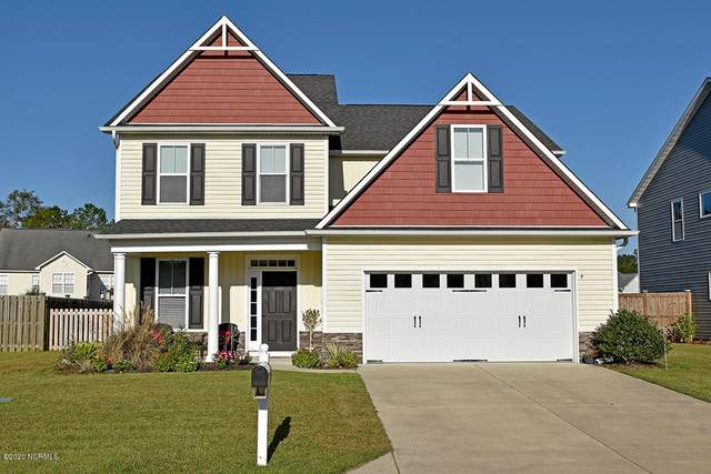 1105 Slater Way, Leland, NC 28451 (MLS #100243437) :: Donna & Team New Bern
