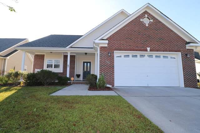 105 Ravenscroft Way, Jacksonville, NC 28540 (MLS #100243454) :: Frost Real Estate Team