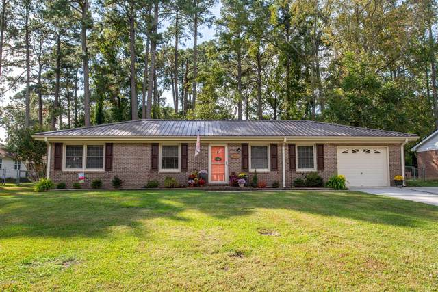1105 Plymouth Drive, New Bern, NC 28562 (MLS #100243459) :: The Oceanaire Realty