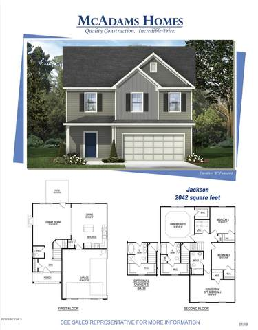 1456 Creek Bend Terrace, Wilmington, NC 28405 (MLS #100243463) :: Vance Young and Associates