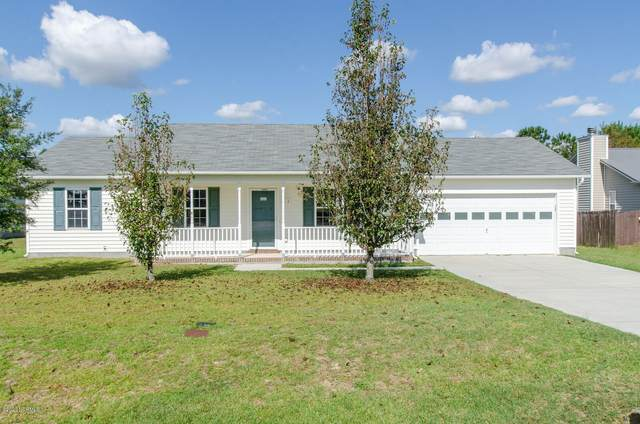 212 Snowden Court, Richlands, NC 28574 (MLS #100243482) :: Liz Freeman Team