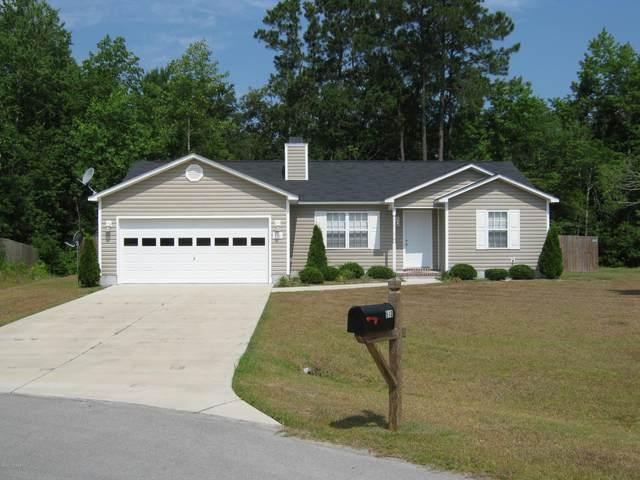 510 Hay Baler Court, Sneads Ferry, NC 28460 (MLS #100243488) :: The Oceanaire Realty