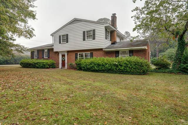 201 Gravely Drive, Rocky Mount, NC 27804 (MLS #100243513) :: RE/MAX Essential