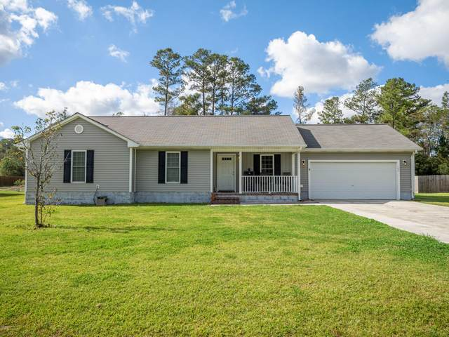 102 Laredo Drive, Jacksonville, NC 28540 (MLS #100243523) :: Thirty 4 North Properties Group