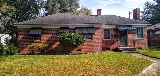 1116 Tarboro Street, Rocky Mount, NC 27801 (MLS #100243531) :: Frost Real Estate Team