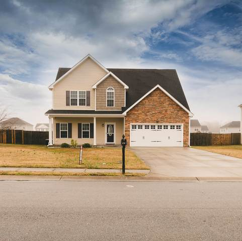 107 Woods Run Circle, Richlands, NC 28574 (MLS #100243551) :: Berkshire Hathaway HomeServices Hometown, REALTORS®