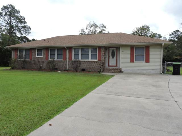 2505 N Hills Drive, New Bern, NC 28562 (MLS #100243573) :: David Cummings Real Estate Team