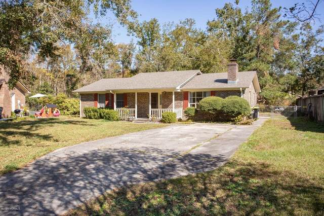 4427 Robin Dale Court, Wilmington, NC 28405 (MLS #100243576) :: David Cummings Real Estate Team