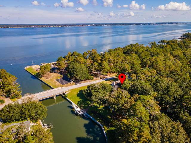 193 Oakleaf Drive, Pine Knoll Shores, NC 28512 (MLS #100243578) :: David Cummings Real Estate Team