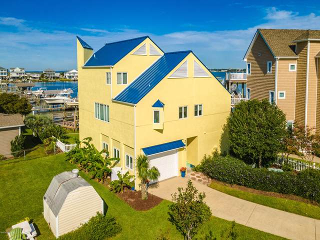 207 Smith Street, Atlantic Beach, NC 28512 (MLS #100243581) :: David Cummings Real Estate Team