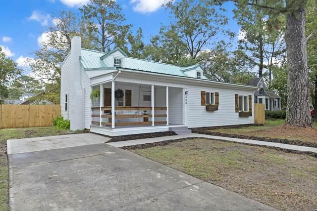 408 Bordeaux Street, Jacksonville, NC 28540 (MLS #100243583) :: Thirty 4 North Properties Group
