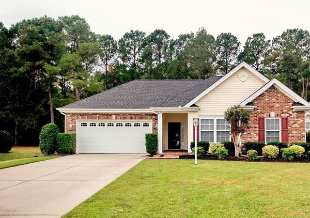 529 Wampee Street, Calabash, NC 28467 (MLS #100243592) :: Frost Real Estate Team
