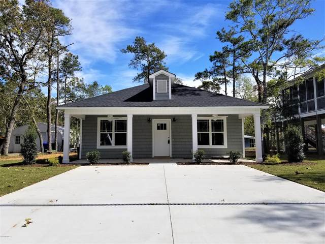 115 NW 15th Street, Oak Island, NC 28465 (MLS #100243599) :: David Cummings Real Estate Team